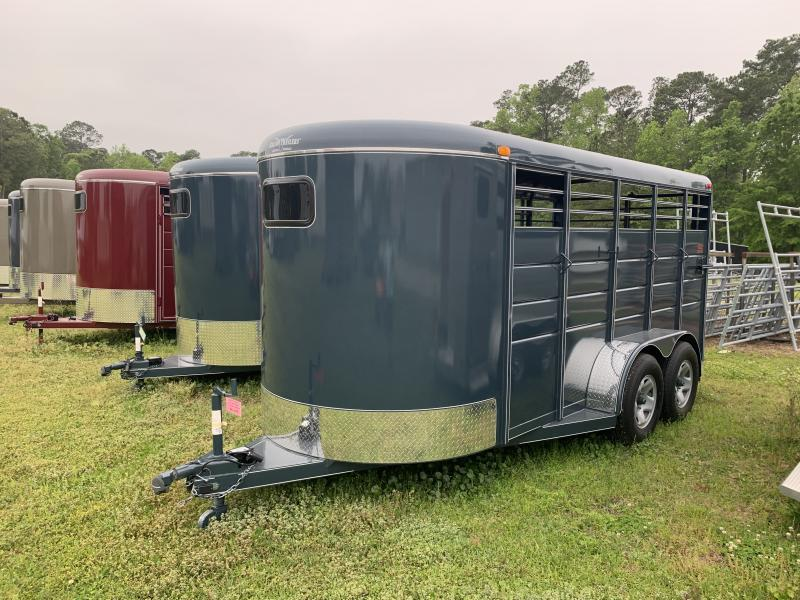 2020 Calico 16ft Stock Trailer