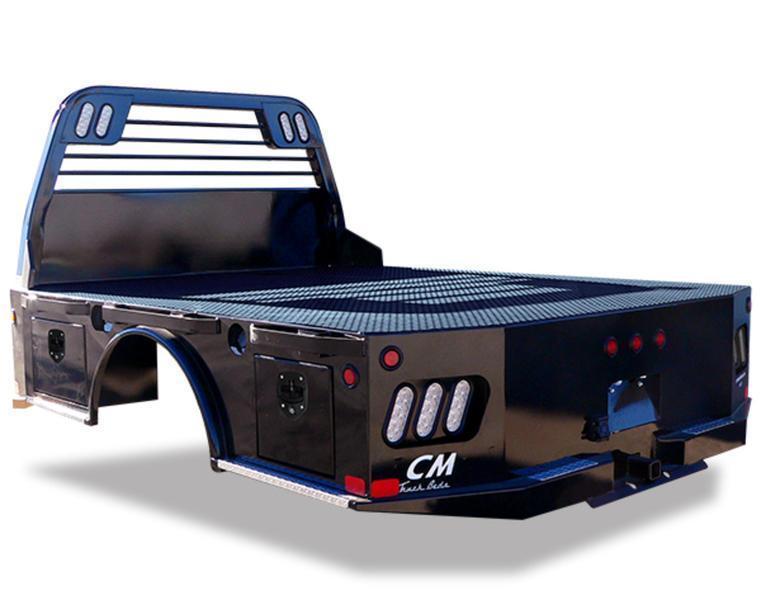 """2018 CM SK Dual Wheel 8'6""""/97/56-58 Truck Beds"""
