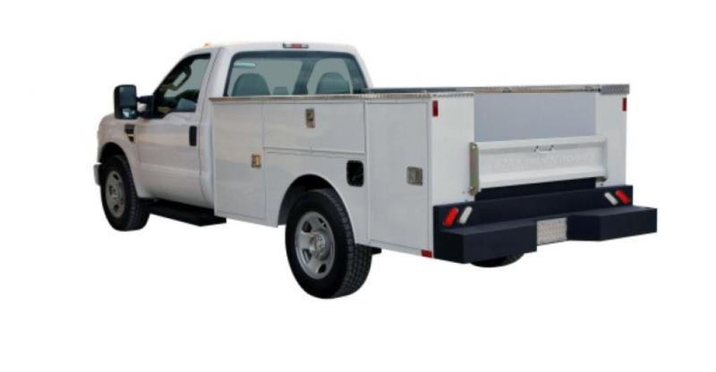2018 CM Service Body Single Truck Beds