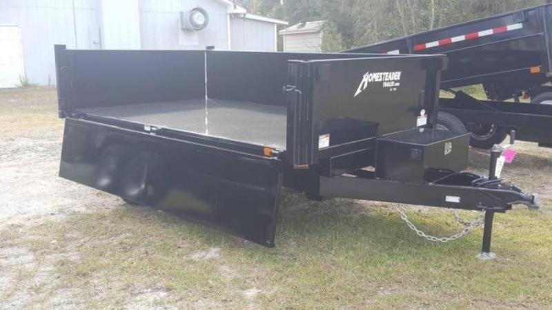2019 Homesteader 6X10MB Dump Trailer