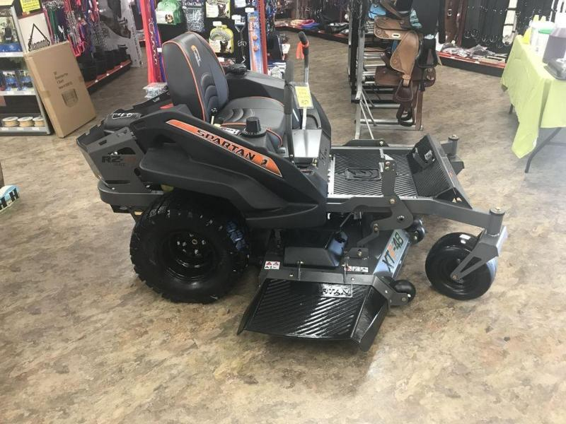 2019 Spartan Mowers RZ HD Briggs and Stratton 25HP 48""