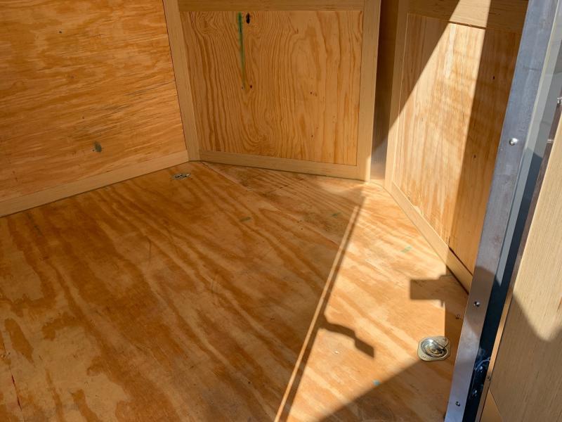 2020 Homesteader 7x14 Intrepid Enclosed Cargo Trailer