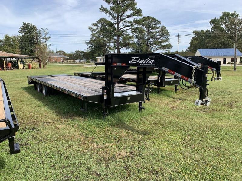 2019 Delta Dual-Wheel Flatbed 210GN-28
