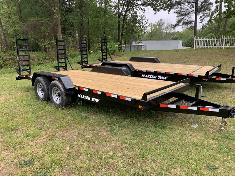 2020 Master Tow 18 ft 14K Equipment Trailer
