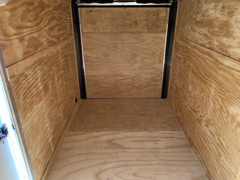 2020 Diamond Cargo 6x12 3.5k Enclosed Cargo Trailer