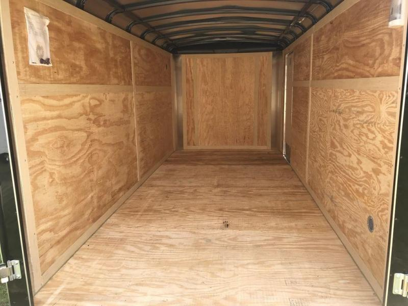 2019 Homesteader Hercules 716HT Enclosed Cargo Trailer