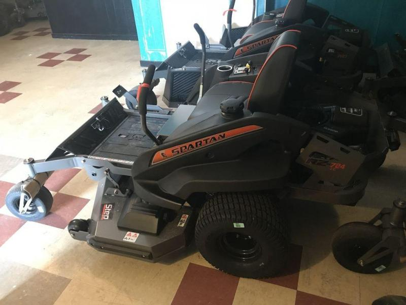 2019 Spartan Mowers RZ Briggs and Stratton