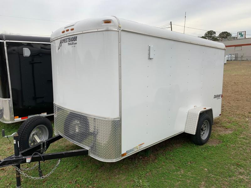 2018 Homesteader 6x12 Challenger Enclosed Cargo Trailer