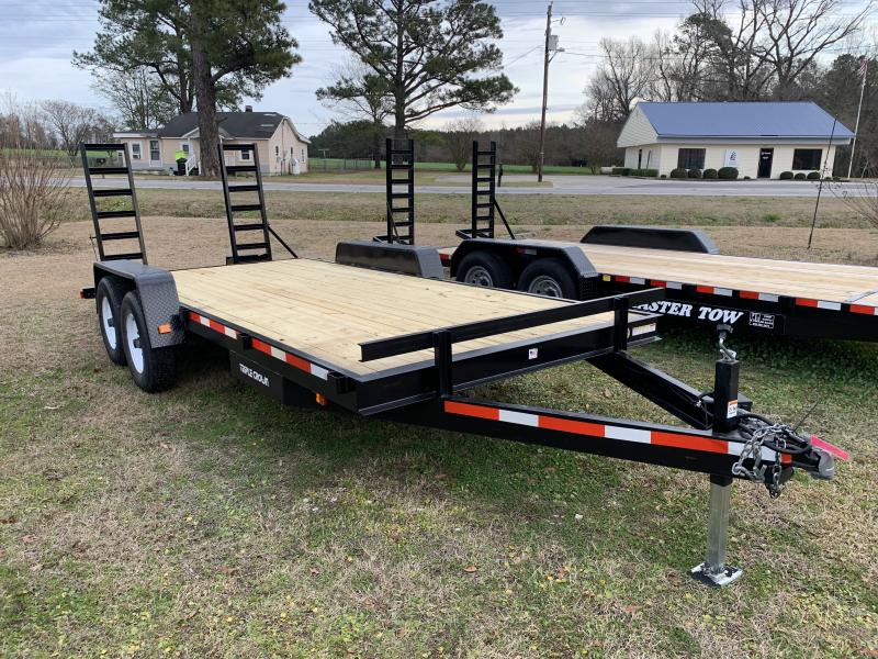 2020 Triple Crown Trailers 7'X18' 14K Equipment Trailer