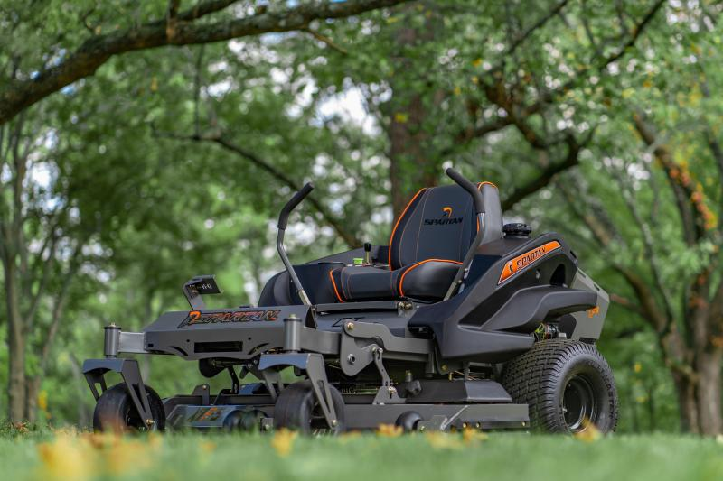 "2020 Spartan RZ 54"" Lawn Mower with Kawasaki"