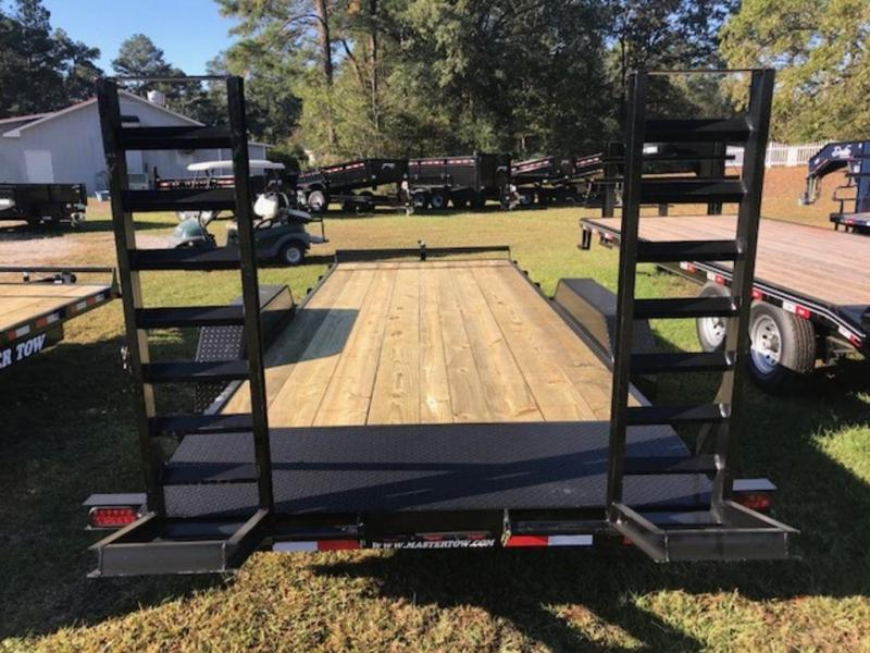 2020 Master Tow 20' Equipment Trailer