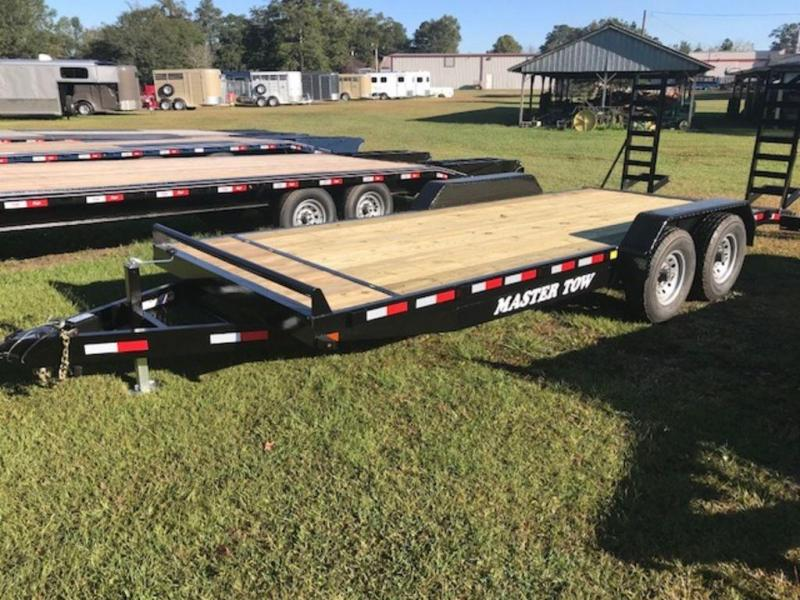 2020 Master Tow 20' Equipment Trailer
