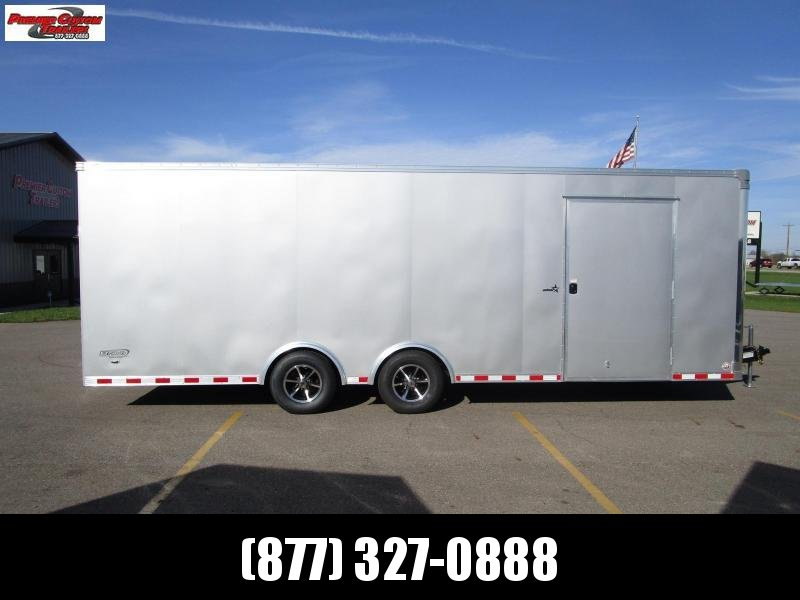 2020 BRAVO STP SERIES 24' ENCLOSED RACE HAULER