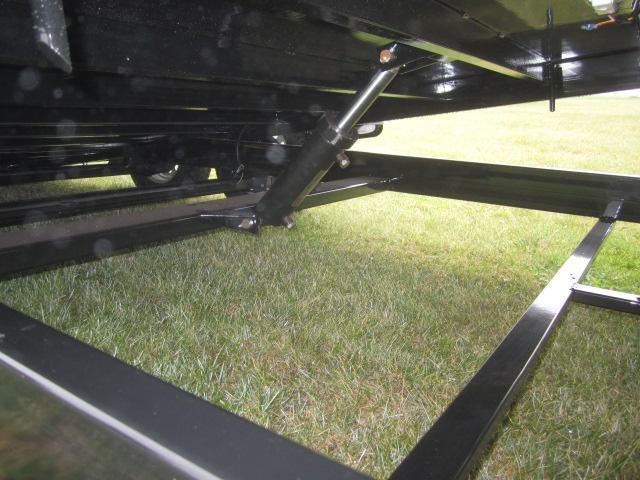 2020 NATION 22' SPLIT DECK TILT BED OPEN CAR HAULER