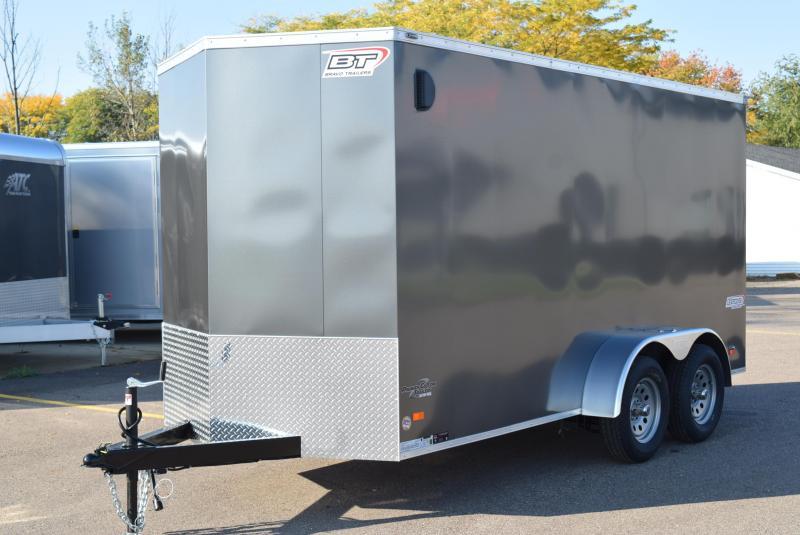 2020 BRAVO SCOUT 6x14 ENCLOSED CARGO TRAILER