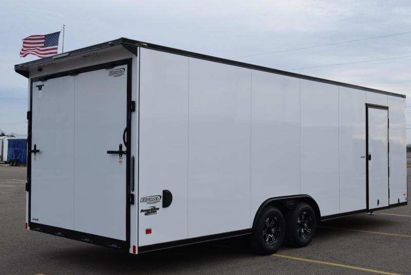 2020 BRAVO 8.5x24 SCOUT *MIDNIGHT EDITION* ENCLOSED CAR HAULER