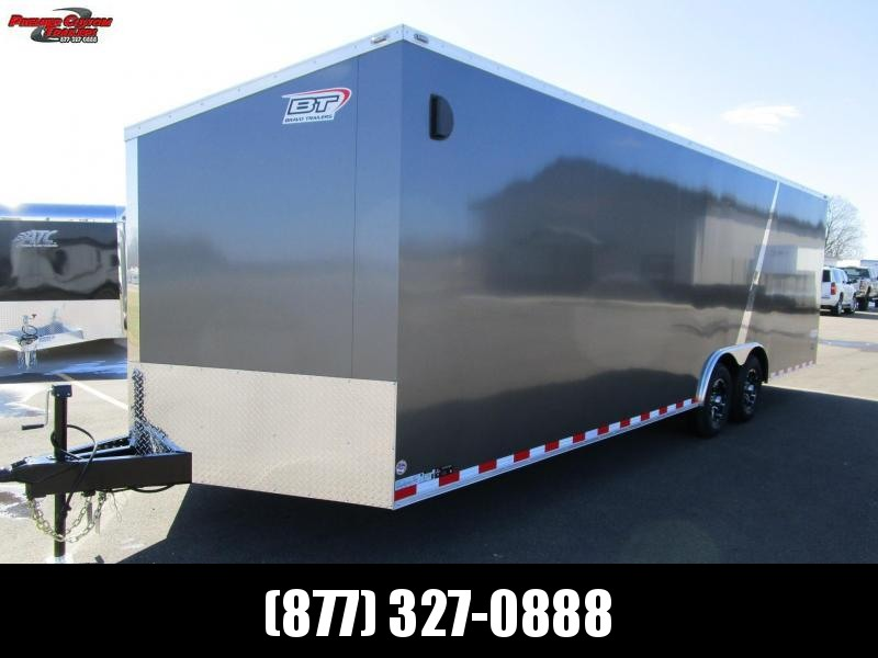 2020 BRAVO SCOUT 8.5x24 ENCLOSED CAR HAULER