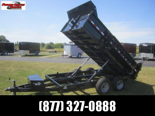 2020 GRIFFIN 72 X 12 10K Low Pro Dump Trailer