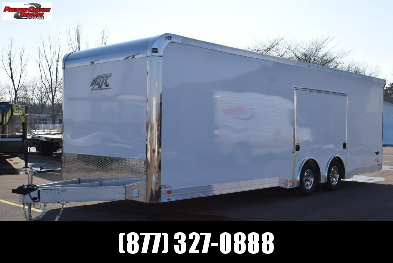 2019 ATC 26' ALL ALUMINUM CH305 RACE HAULER - CLEARANCE ITEM!
