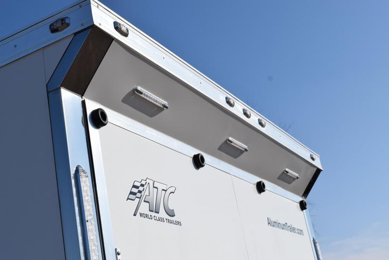 2019 ATC 26' ALL ALUMINUM CH305 RACE HAULER - CLEARANCE ITEM!