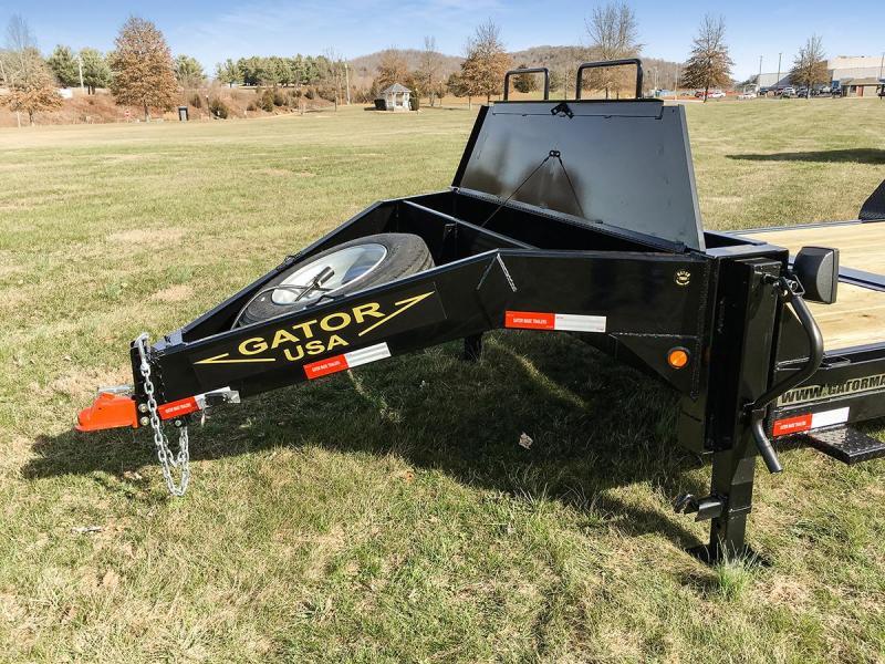 2019 GATORMADE Aardvark 4'+16' 16k Tilt Heavy Duty Equipment