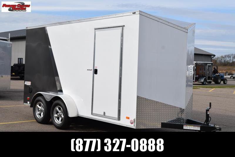 2020 BRAVO 6x14 SCOUT ENCLOSED CARGO TRAILER