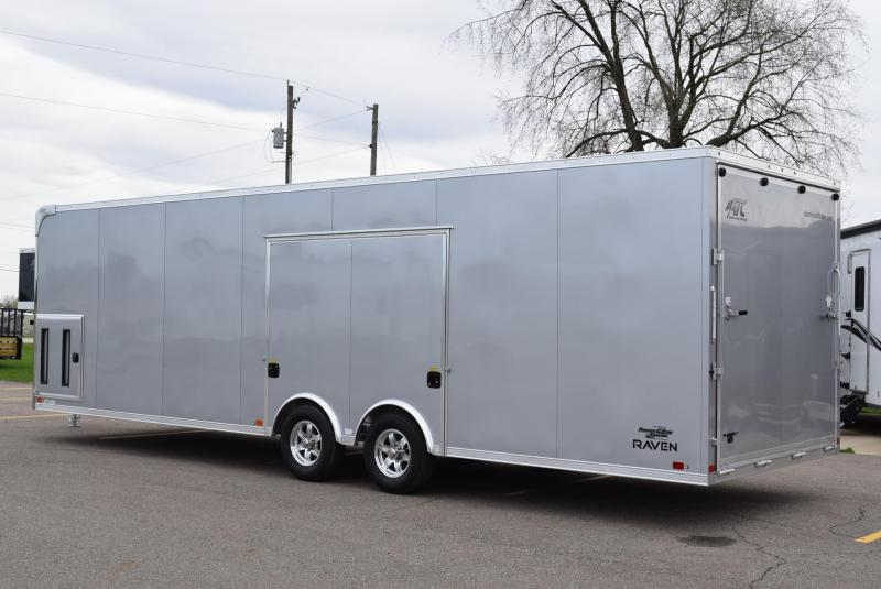 2019 ATC 28 ft RAVEN PLUS CAR HAULER - CLEARANCE ITEM!