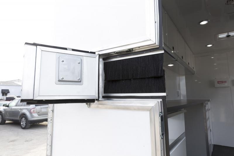 2020 7x12 ATC FIBER OPTIC SPLICING TRAILER PLUS PKG w/5.5k GENERATOR