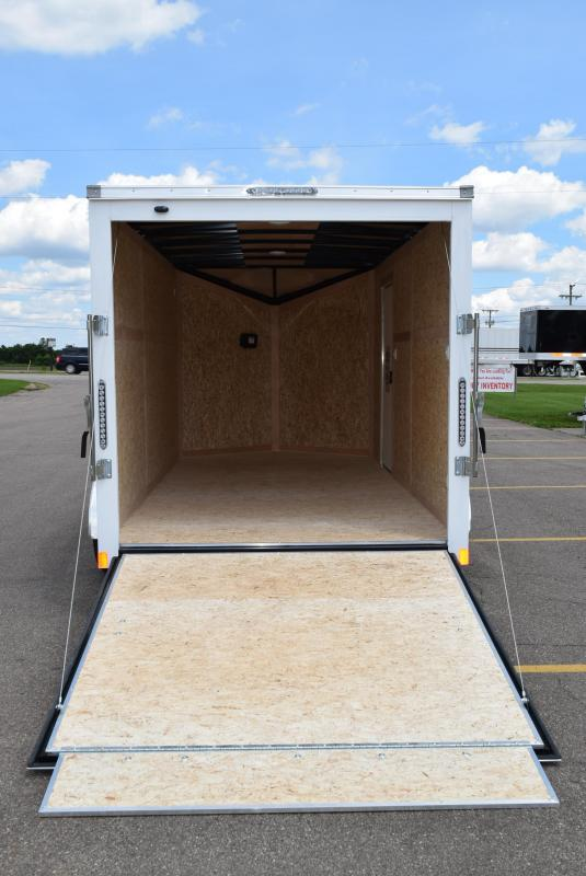 2020 BRAVO 7x14 SCOUT ENCLOSED CARGO TRAILER