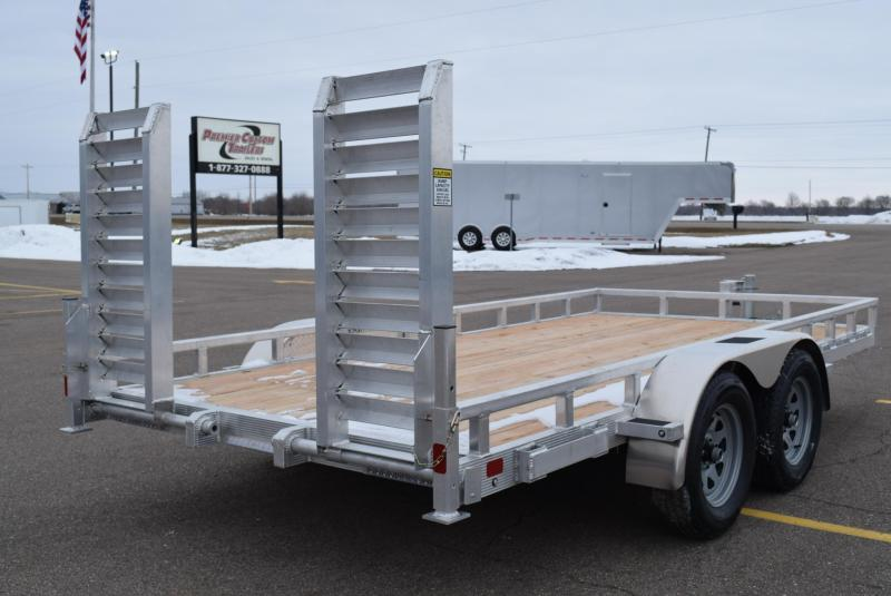 2020 SPORT HAVEN 7x14 HEAVY DUTY UTILITY TRAILER