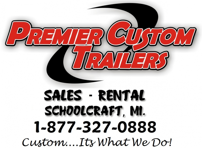 2020 ATC ALL ALUMINUM LEXAN SIDED SHOW TRAILER