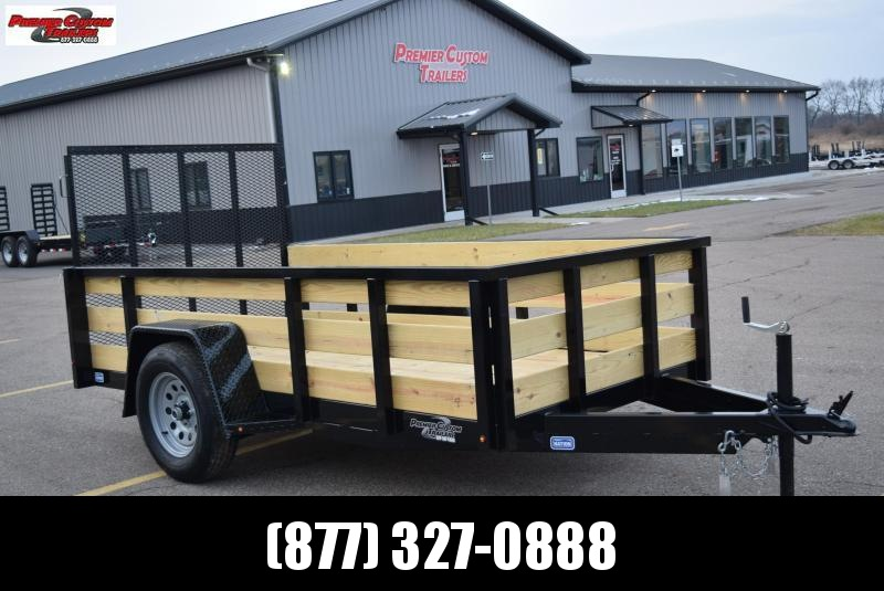 2020 NATION 5x10 UTILITY TRAILER