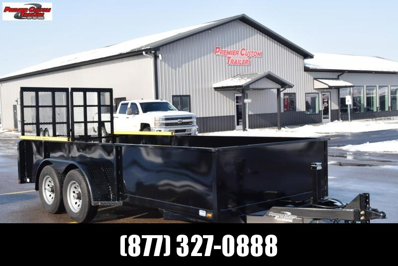 2020 NATION 6x16 SCISSOR LIFT TRAILER