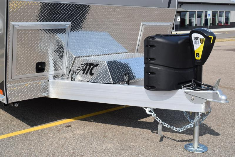 2019 ATC ALL ALUMINUM 8.5x28 TOY HAULER