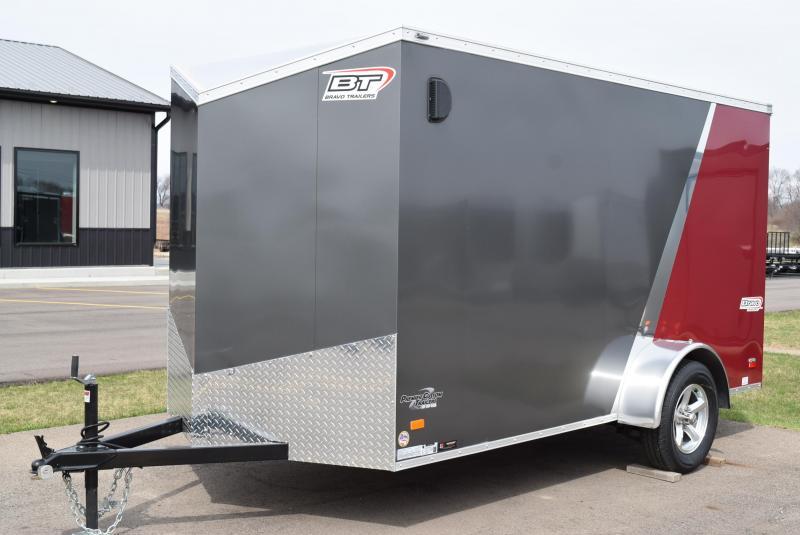 2020 BRAVO 6x12 SCOUT ENCLOSED CARGO TRAILER