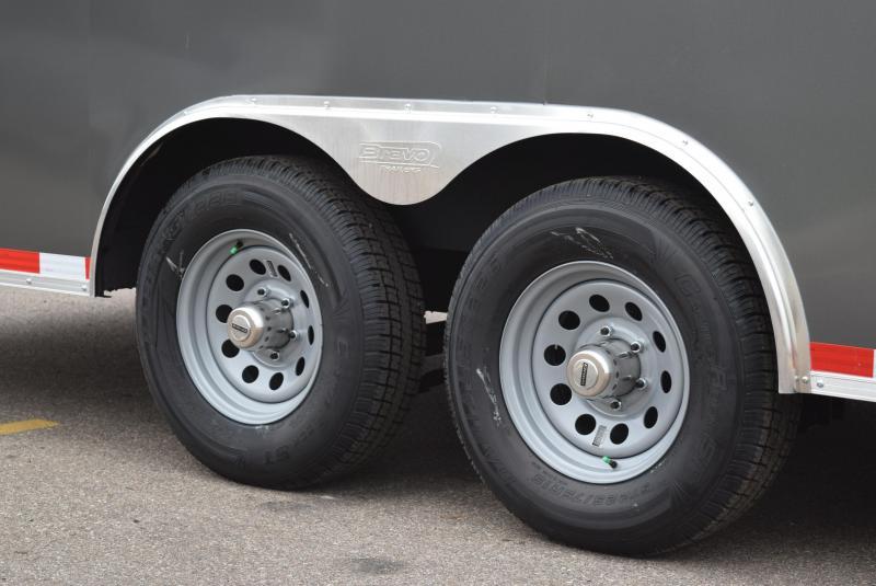 2020 BRAVO SCOUT 8.5x24 ENCLOSED CAR HAULER
