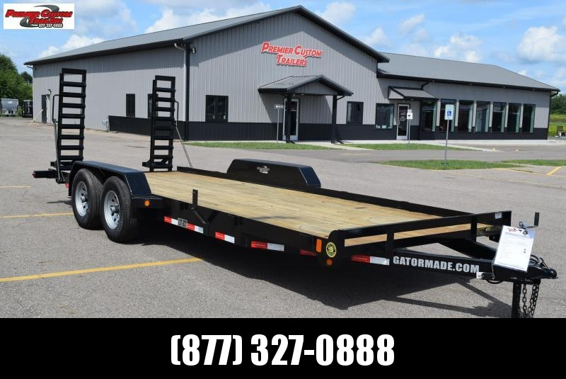 2020 GATORMADE 20' GT-XT EQUIPMENT TRAILER