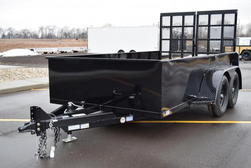 2020 NATION 6x12 SCISSOR LIFT TRAILER