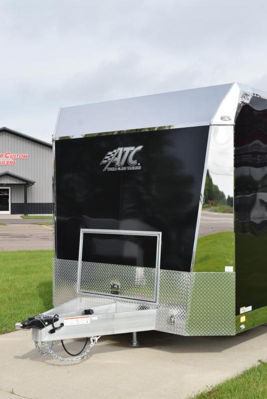 2020 ATC 24' QUEST X ALL ALUMINUM RACE HAULER