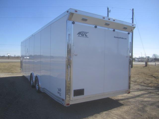 2020 ATC 28' ALL ALUMINUM RACE HAULER w/CH405 PACKAGE