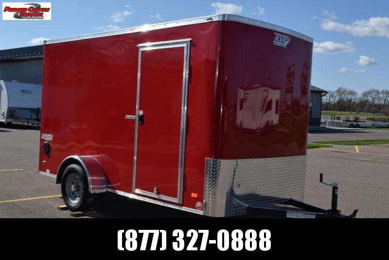2020 BRAVO 6x12 SCOUT ENCLOSED CARGO TRAILER