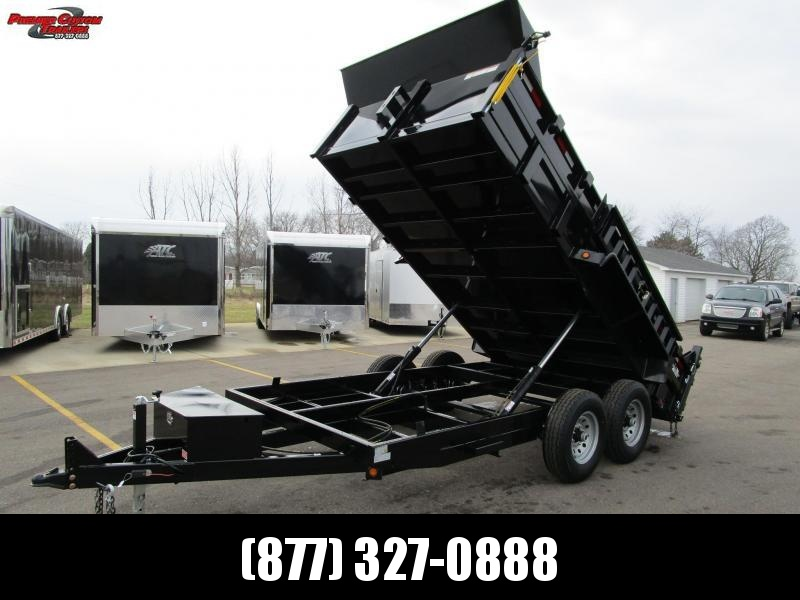 2020 GRIFFIN 83 X 14 14K Low Pro Dump Trailer