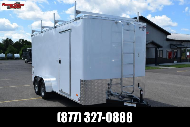 2020 BRAVO SCOUT 7x16 CONTRACTOR SERIES TRAILER