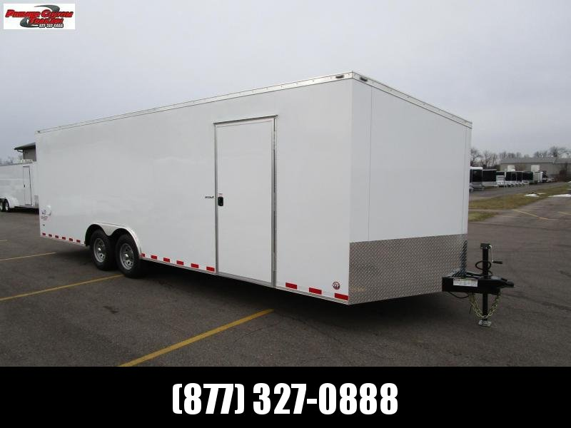 2020 BRAVO 8.5x24 SCOUT ENCLOSED CAR HAULER
