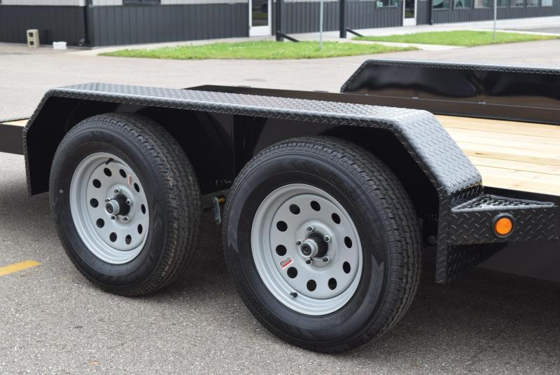 2020 GATORMADE 18'+2' LOWBOY OPEN CAR HAULER
