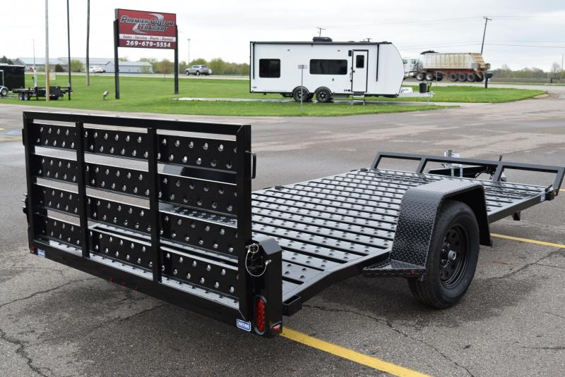 2020 NATION 13' UTV TOY HAULER TRAILER