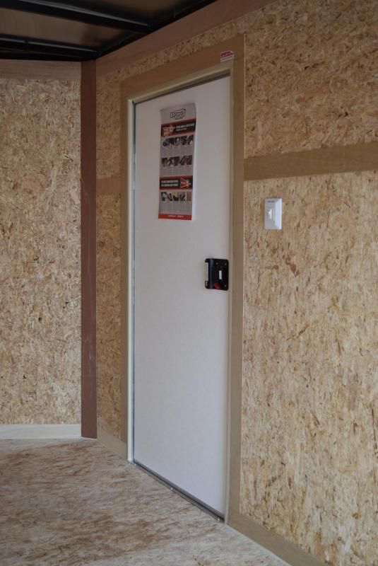 2020 BRAVO 6x12 SCOUT ENCLOSED CARGO TRAILER w/ DOUBLE DOORS