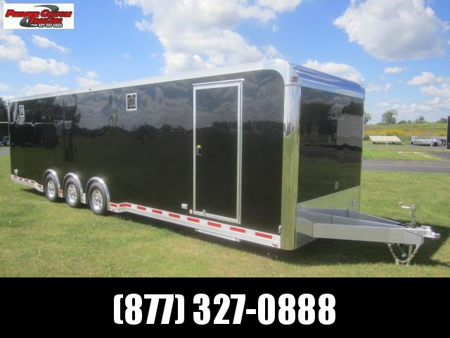 2020 ATC 32ft ALL ALUMINUM RACE HAULER w/CH305 PACKAGE
