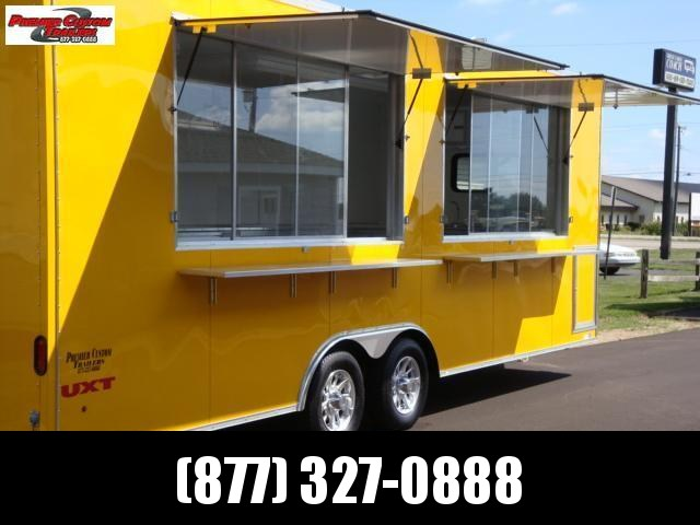 2020 8.5x24 CUSTOM CONCESSION TRAILER