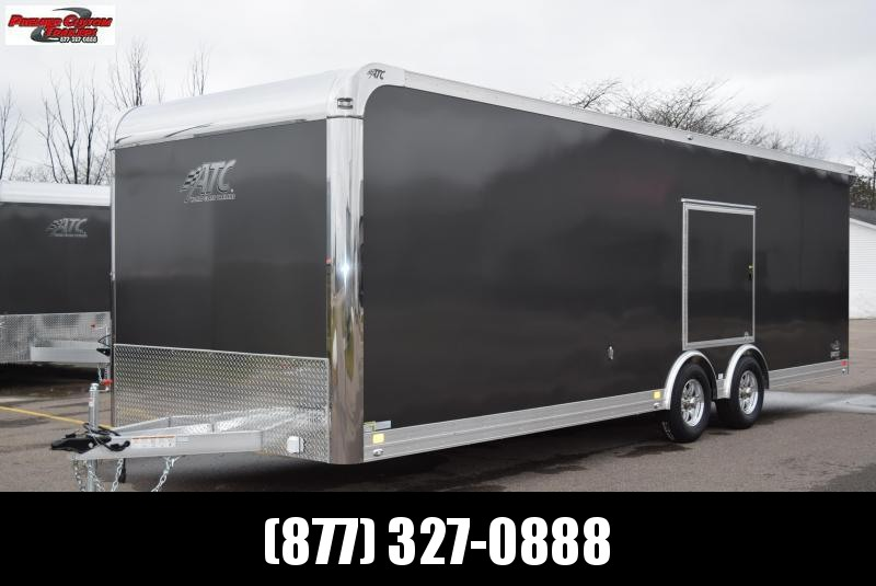 2020 ATC 26' ALL ALUMINUM RACE HAULER w/CH205 PACKAGE